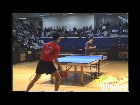 French League 1999: Wang Liqin-Jean Philipe Gatien