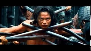getlinkyoutube.com-Ong Bak 3   Torture Fight Scene