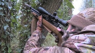 getlinkyoutube.com-The Airgun Show – roost shooting for pigeons, British Shooting Show and Air Arms S200 review