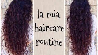 getlinkyoutube.com-La mia haircare routine   Cosmepic