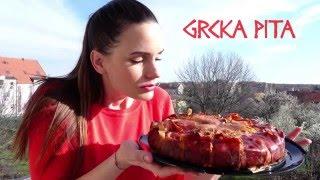 getlinkyoutube.com-MIRISNA i SLASNA - brza GRČKA pita
