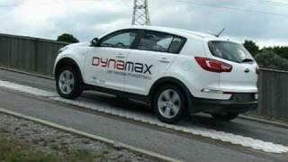getlinkyoutube.com-2011 Kia Sportage, Continous AWD System Demo.