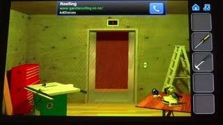 Floors Escape Level 3 - Solution Walkthrough