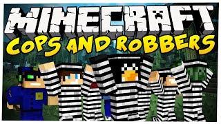 getlinkyoutube.com-Minecraft: COPS AND ROBBERS - CZY WKONCU UCIEKNIEMY? [#4]