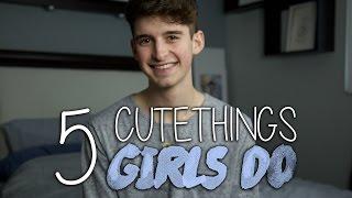 getlinkyoutube.com-5 Things Girls Do That Turns Guys On