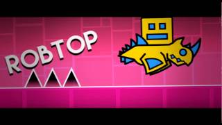 getlinkyoutube.com-RobTop | Geometry Dash Intro (feat. SenpaiMonkey)