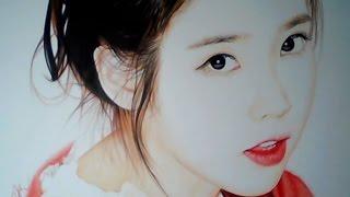 박기철님그림♥Drawing아이유 IU 팬아트