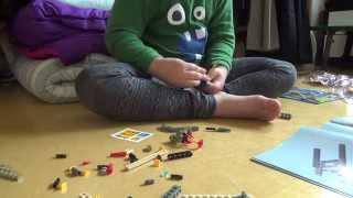 getlinkyoutube.com-레고 키마 라발 로얄파이터 장난감을 어린이날 선물로 받고 좋아하는 아이
