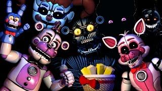 Five Nights at Freddy's: Sister Location - REACTION COMPILATION width=