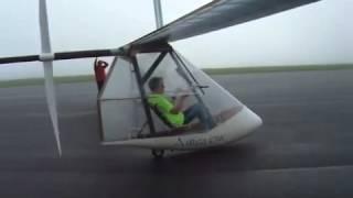 L'aereo umano