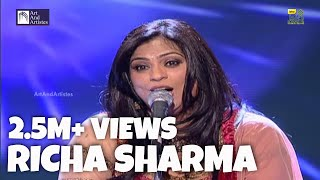 getlinkyoutube.com-Ni Aaj Koi Jogi Aawe - Richa Sharma | Sufi Song