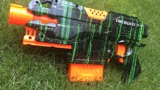 getlinkyoutube.com-Nerf Mod: The Codebreaker Stryfe (And Some Lessons in Imperfection)