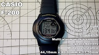 getlinkyoutube.com-CASIO F-200 [HD]