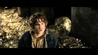"""The Hobbit The Desolation Of Smaug (Smaug and Bilbo) """"2nd part"""""""