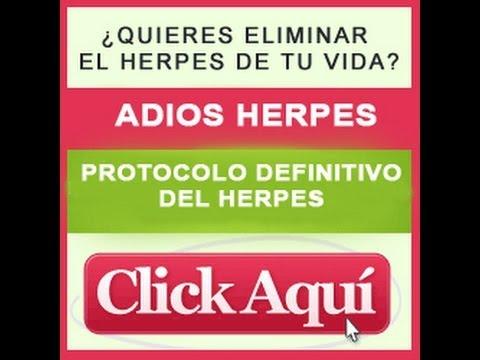 Protocolo Definitivo del Herpes - Cure Su Herpes Naturalmente