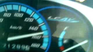 getlinkyoutube.com-Yamaha exciter 135 orignal. max speed 153km/h