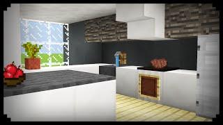 getlinkyoutube.com-✔ Minecraft: How to make a Kitchen
