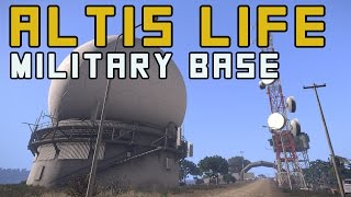 getlinkyoutube.com-ARMA 3 Altis Life - Personal Military Base!