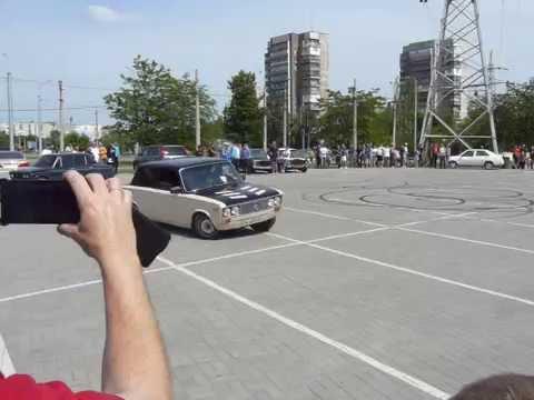Тест драйв авто ваз 2106