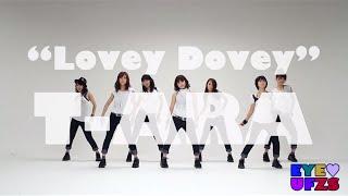 getlinkyoutube.com-T-ara(티아라) - Lovey Dovey(러비더비) / Dance cover by UFZS (Studio ver2,)