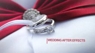 Wedding Intro After Effects Template