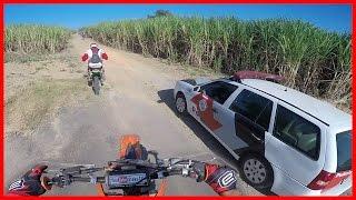 getlinkyoutube.com-Trilha de Moto | Tirando Cabaço do Morro | KTM 250 de Leve :D 🏁