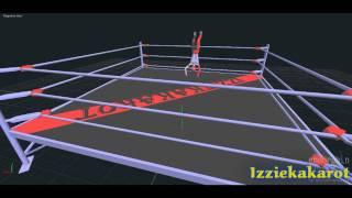 getlinkyoutube.com-Endorphin Wrestling - Blood, Pain, Anguish!