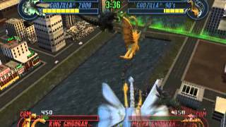 getlinkyoutube.com-Godzilla: Save the Earth (PS2 Gameplay)