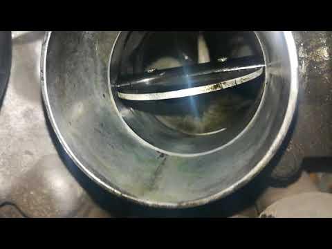 Чистка впускного колектора,клапана egr сажевого фильтра Infinity fx 30d