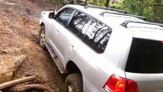 getlinkyoutube.com-4x4 Challenge @ Winch Hill Watagans