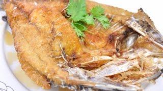 getlinkyoutube.com-ปลากะพงทอดน้ำปลา
