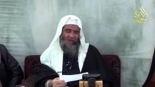 getlinkyoutube.com-كلمة حق من الشيخ مشهور بن حسن آل سلمان في الشيخ العلامة علي بن حسن الحلبي وهو رد على سؤال من الجزائر