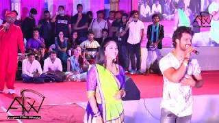-Dani-ho-to-Khesari-jaisa-2018-hit-stage-show-With-shubhi-sharma width=