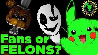 getlinkyoutube.com-Game Theory: My Fan Game is a CRIME?!