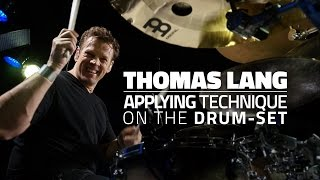getlinkyoutube.com-Thomas Lang: Applying Technique On The Drum-Set - Drum Lesson (Drumeo)