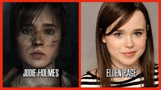 getlinkyoutube.com-Characters and Voice Actors - Beyond: Two Souls