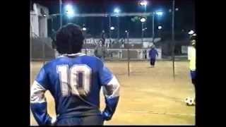 Maradona futsal game and training goals/skills