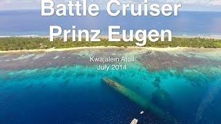 getlinkyoutube.com-Heavy Cruiser Prinz Eugen