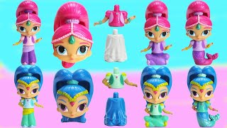 Shimmer and Shine Mega Bloks Like Legos