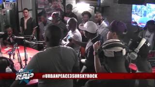 Black M présente 'Ailleurs' dans Planète Rap
