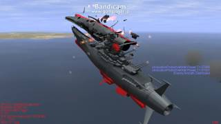 getlinkyoutube.com-IL-2 Space Ship MOD TEST