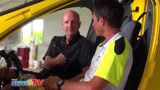 Autogyro Cavalon interview by Phuket News TV