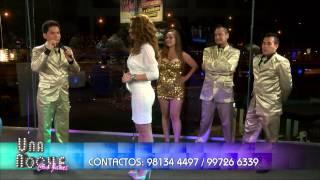 """getlinkyoutube.com-Una Noche con Janet - MAR 18 - Parte 3/6 - ORQUESTA VIRTUAL """"QUÉ ES LO QUE PASA"""""""
