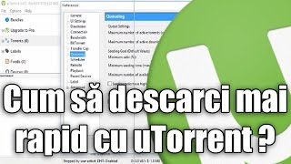 getlinkyoutube.com-Cum să descarci mai rapid cu uTorrent ?