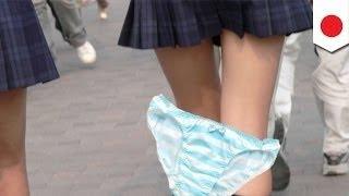 getlinkyoutube.com-Японский школьник арестован за домогательства к старшекласснице