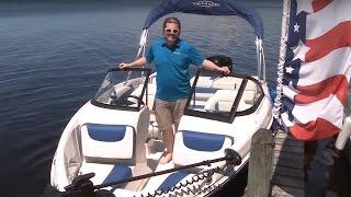 getlinkyoutube.com-TAHOE Boats: 2016 550 TF Power Boat Television Review