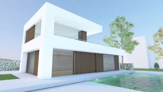 getlinkyoutube.com-ArchiCAD18 New Features: Rendering an Interior Scene