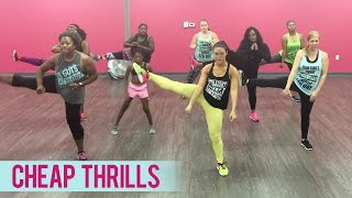 getlinkyoutube.com-Sia - Cheap Thrills ft. Sean Paul (Dance Fitness with Jessica)