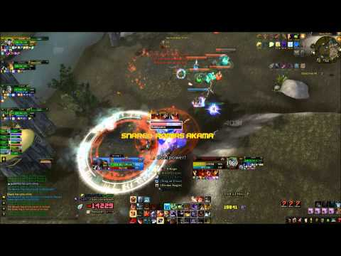 Bajheera - FURY of ARMS PVP vol. 1 - EPIC WoW 85 Arms Warrior PvP Commentary - BajheeraWoW