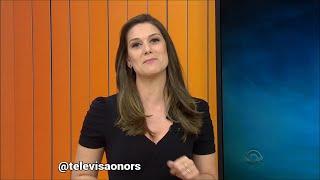getlinkyoutube.com-[RBS TV] - Estréia de Brunna Colossi na previsão do tempo do Jornal do Almoço - 23/11/2015